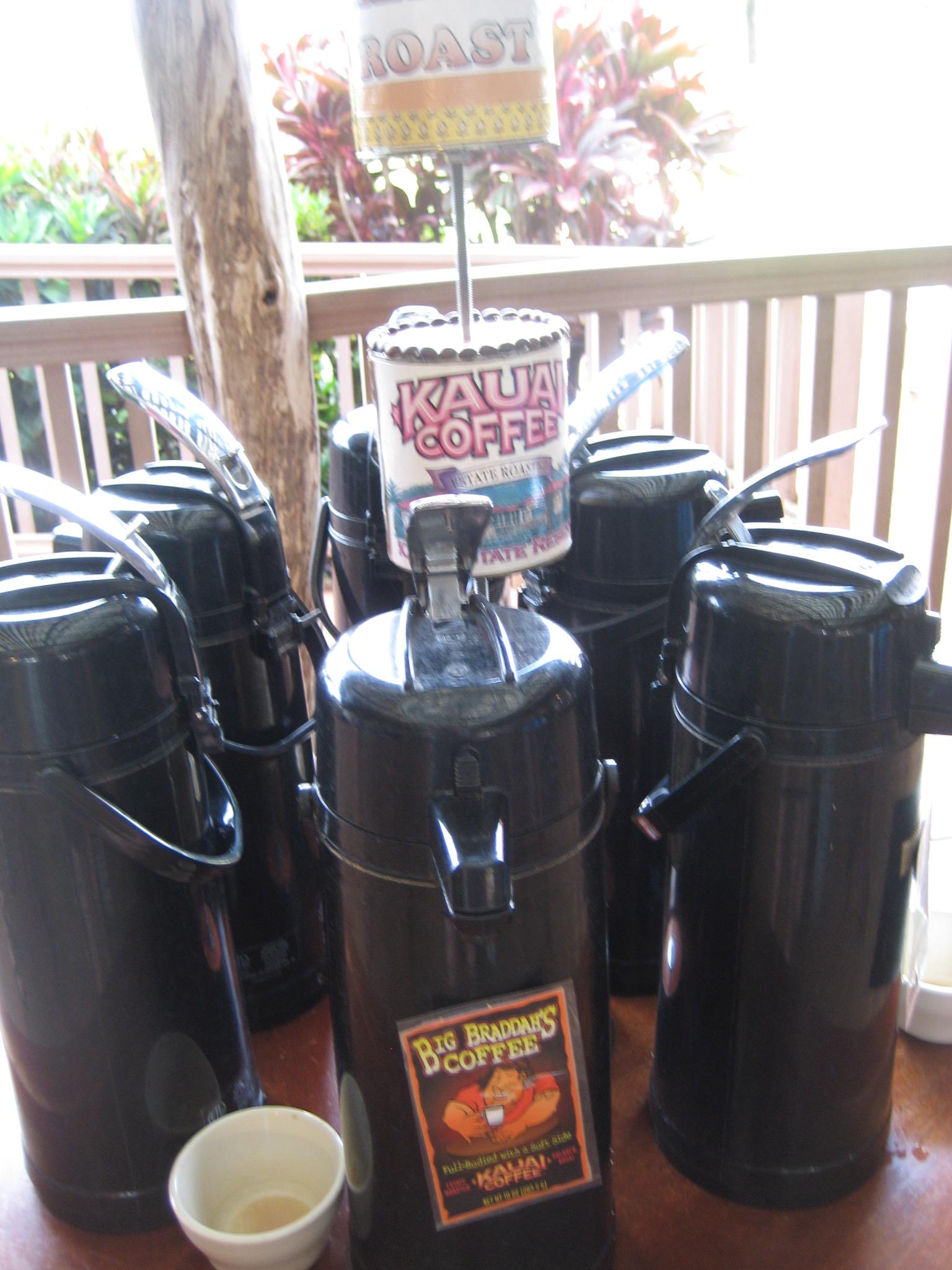 Coffee Tour Kauai
